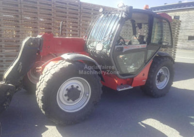 Manitou MLT 735-120 LSU TURBO
